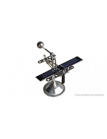 Solar Auto Rotation Magnetic Levitation Aircraft Model Car Decor