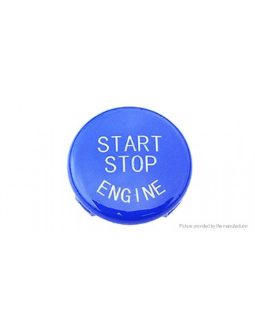 Car Engine Start Stop Switch Button Cover for BMW 3/5 Series