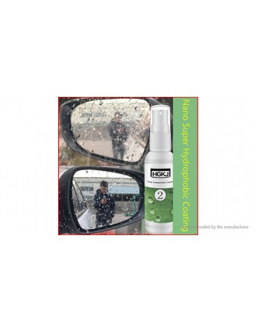 HGKJ-2 Automobile Glass Hydrophobic Coating Refurbish Agent (20ml)
