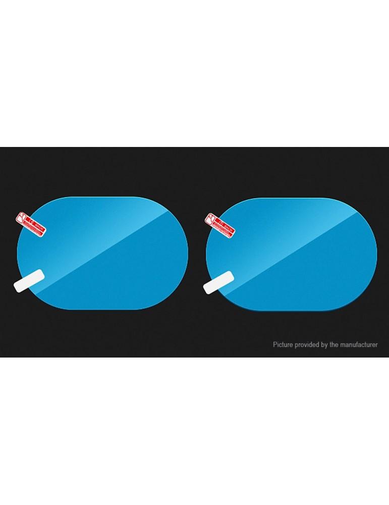 Cafele Car Anti Water Mist Film Nano Coating Rearview Mirror Protective Film (2-Pack)