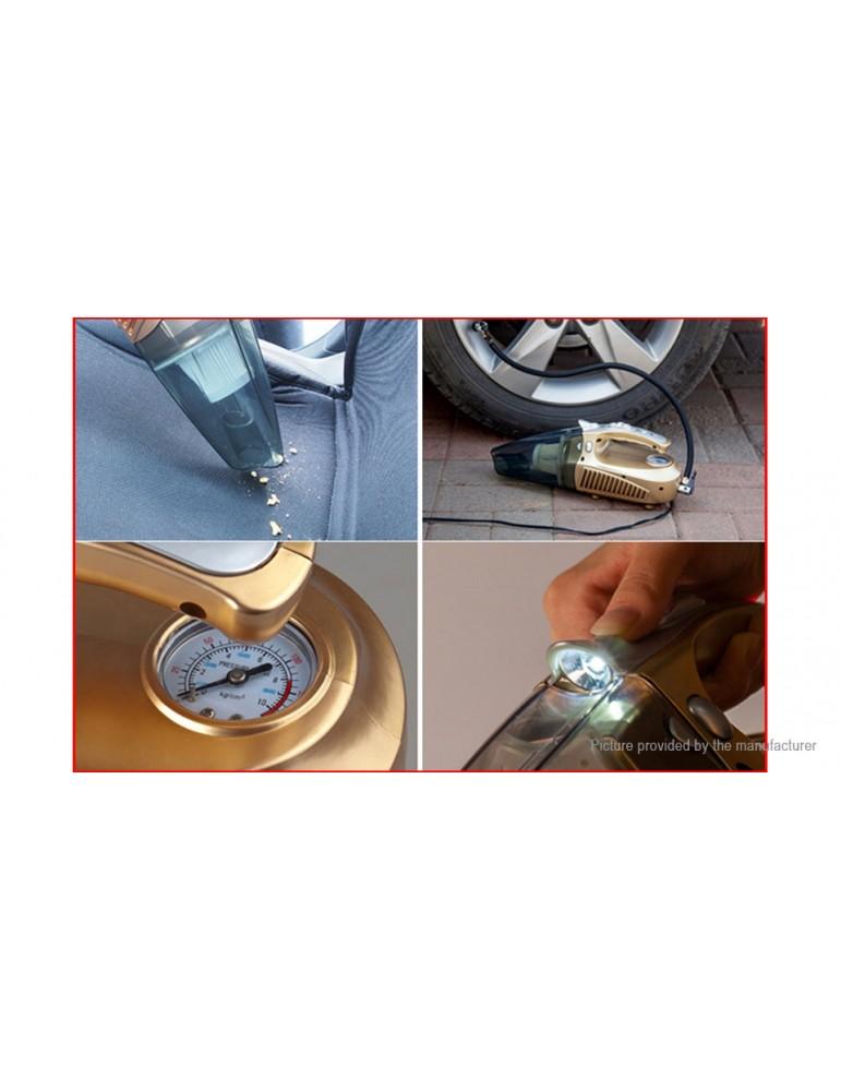 4-in-1 Handheld Wet & Dry Car Vacuum Cleaner