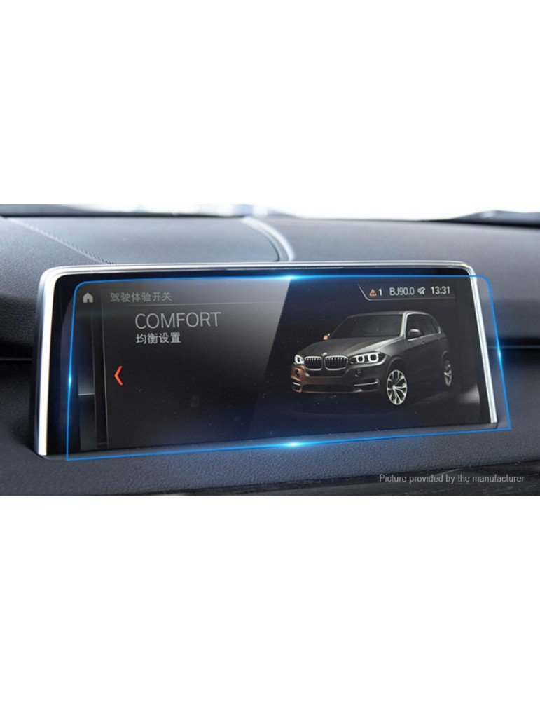 Car Center Control Touch Screen Tempered Glass Screen Protector for BMW X5 X6