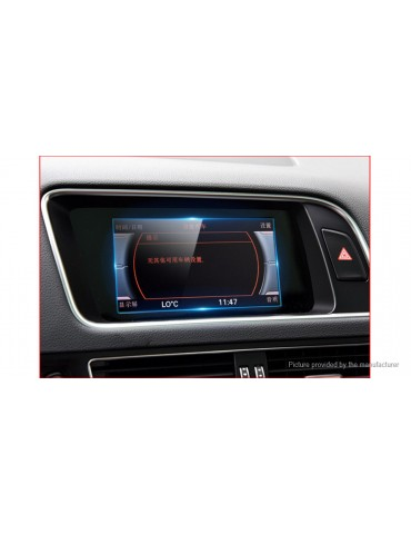 Car Center Control Touch Screen Tempered Glass Screen Protector for Audi Q3 Q5