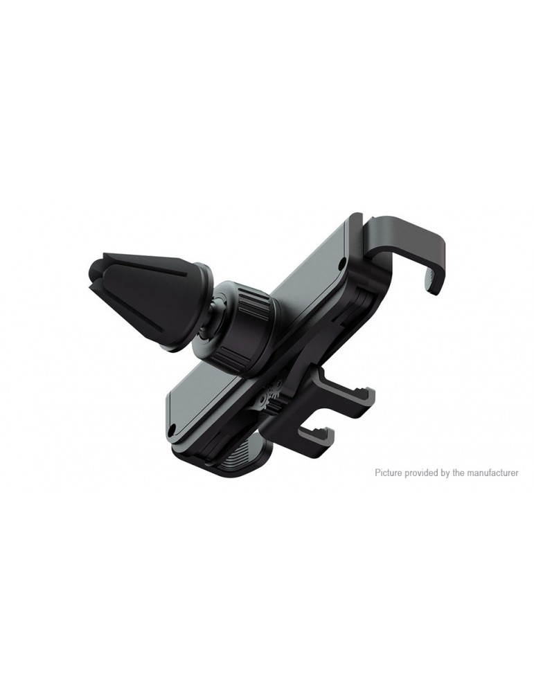 Car Air Vent Mount Gravity Linkage Automatic Lock Cell Phone Holder Stand