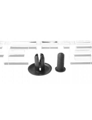 Car Door Trim Panel Universal Rivet Fasteners Retainers (25-Pack)