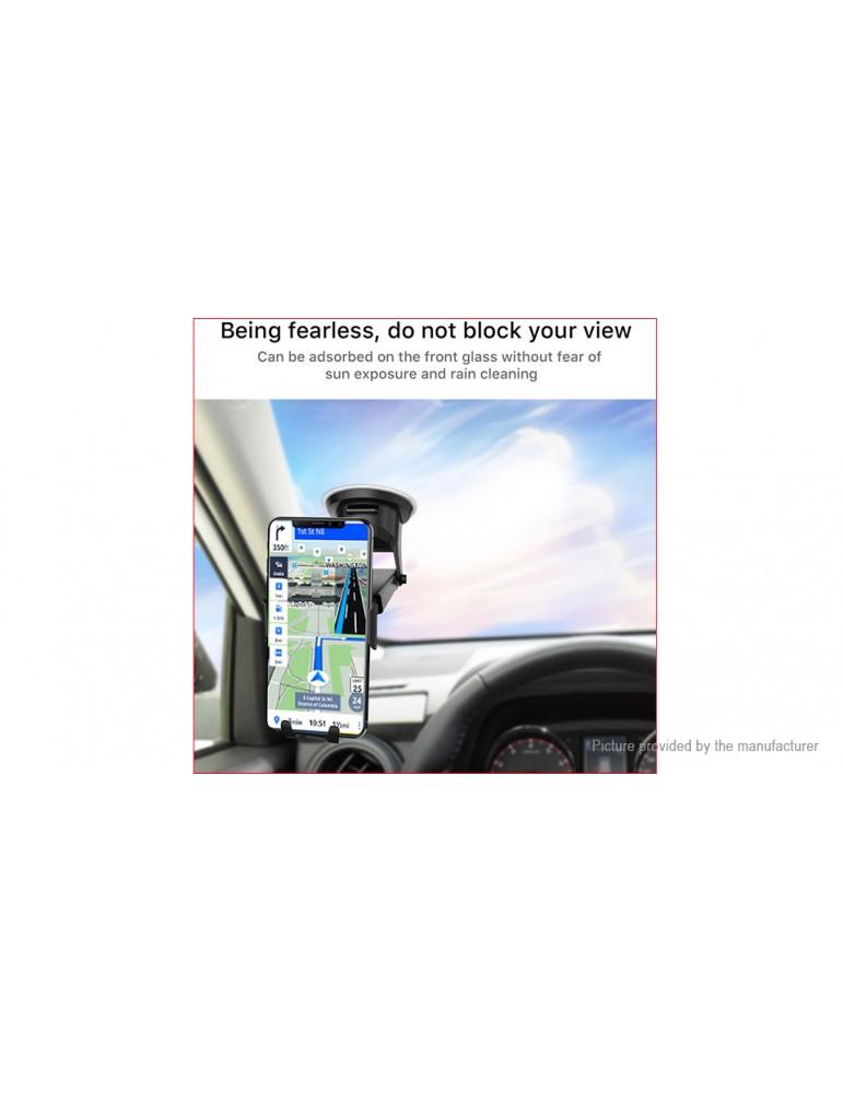 Yesido C44 Car Dashboard Windshield Sucker Mount Cell Phone Holder Stand