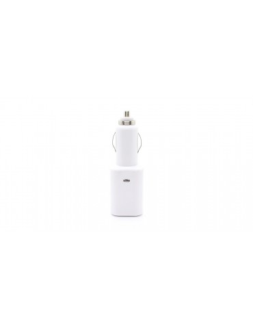 2.1A Dual USB Car Cigarette Lighter Charger Adapter