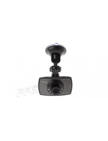 G90 2.7'' TFT 1080p Full HD Car DVR Camcorder w/ 6-LED Light
