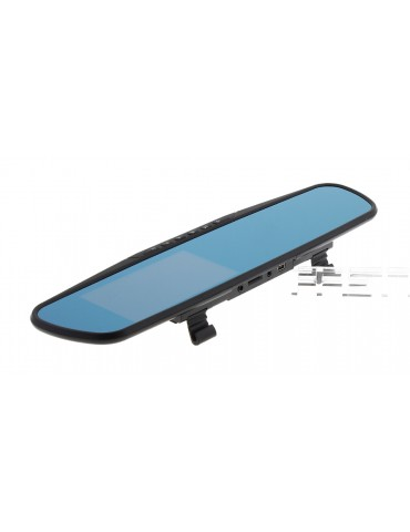 "M068 4.3"" TFT 1080p HD Rear View Mirror Car DVR Camcorder"