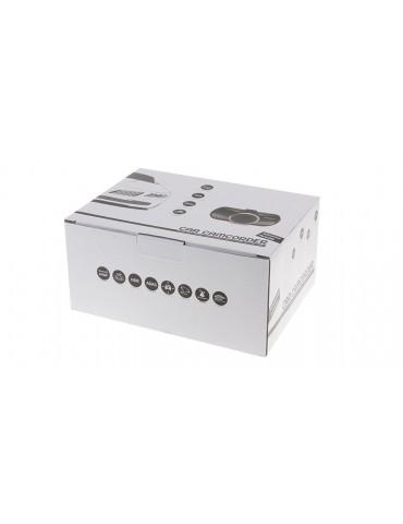 "D201 2.7"" LCD 1440p HD Car GPS DVR Camcorder"