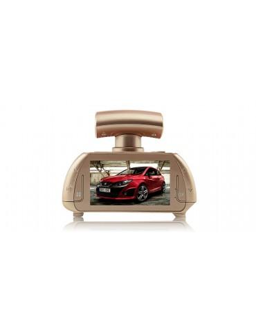 "Perfume Styled 2.7"" TFT 1080p FHD Car DVR Camcorder + Air Fresher"