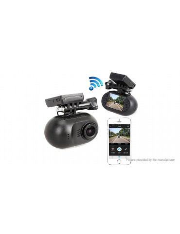 "1.5"" TFT 1080p Wifi Car Dashboard DVR Camcorder"