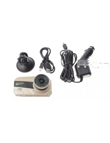 W68 3'' LTPS 1080p Full HD 170 Degree Wide Angle Car DVR Camcorder