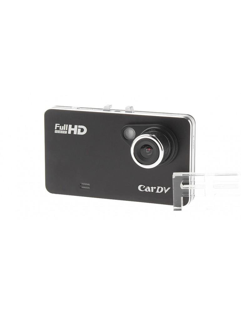 "2.7"" LTPS 1080p Full HD Car DVR Camcorder"
