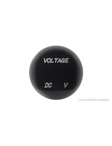 DC 12-24V Universal Digital LED Display Voltmeter Voltage Meter