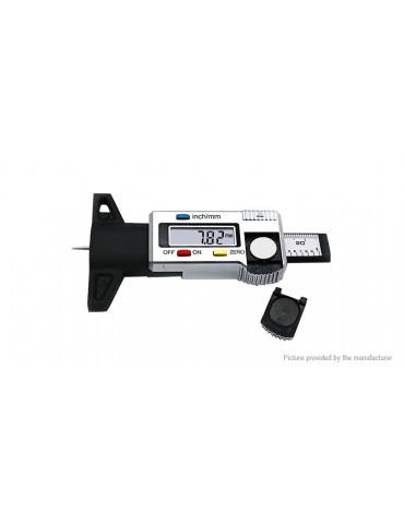 Precision Measuring Digital Tread Depth Gauge Car Tire Pressure Gauge