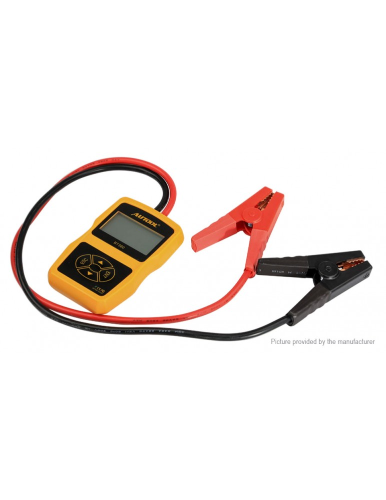 Authentic AUTOOL BT360 Auto Car Battery System Tester Diagnostic Tool