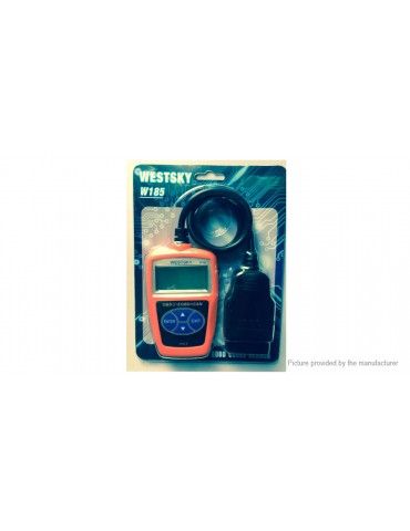 WESTSKY W185 Car OBDII Code Reader Scanner Diagnostic Tool