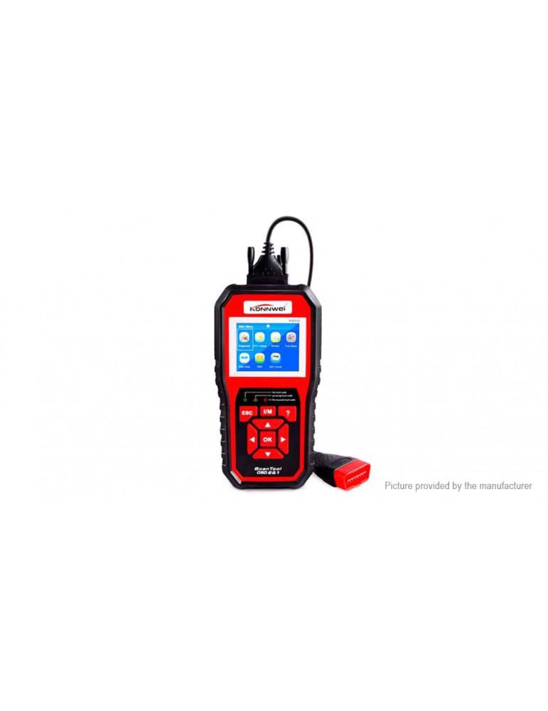 Authentic KONNWEI KW850 Car OBDII Diagnostic Tool Scanner