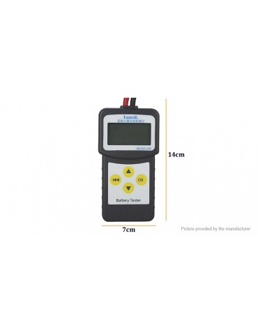 Clamp Style Car Battery Tester Analyzer