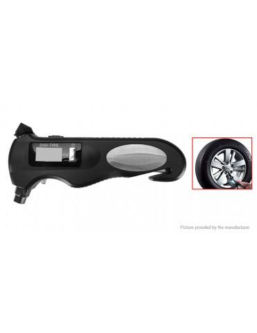 Multi-function LCD Display Car Tire Pressure Gauge