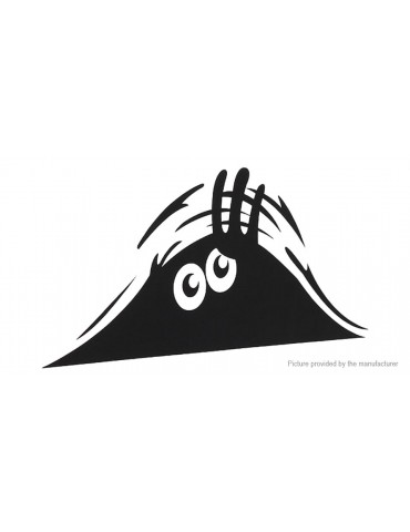 Monster Styled Car Decal Sticker Decoration (3-Pack)