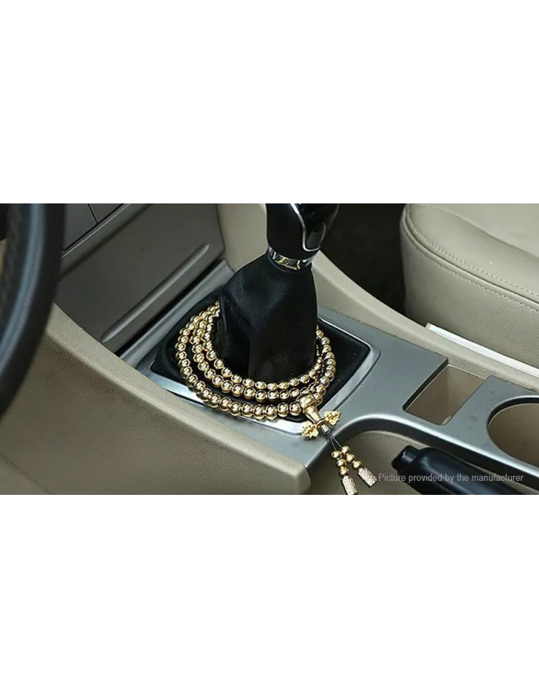 Brass Ball Bead Pendant Car Ornament