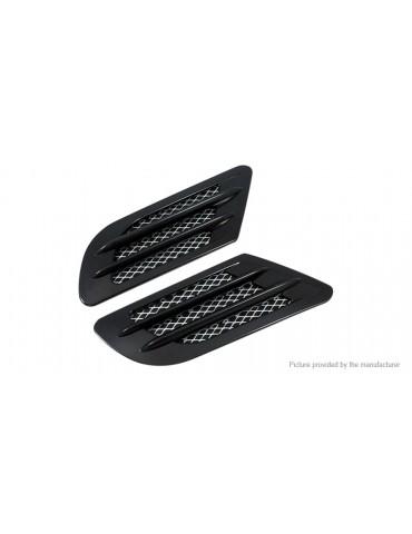 Car Side Air Flow Vent 3D Sticker Decor (Pair)