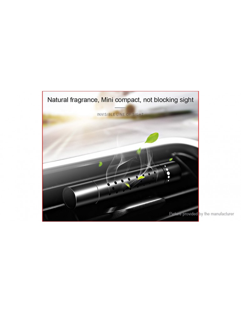Car Air Vent Clip Air Freshener Solid Perfume (3-Pack)