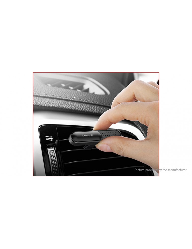 Cafele Car Air Vent Clip Air Freshener Solid Perfume