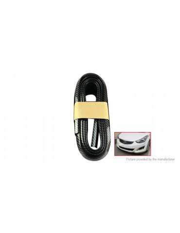 PVC Car Bumper Protector Corner Guard Strip Sticker